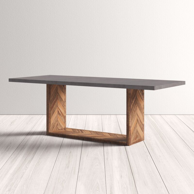 Patrick Mixed Dining Table Reviews Allmodern Dining Table