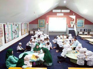 Perpustakaan Bunga Bangsa ƸӜƷ: Pembelajaran Robotik Siswa(i) TK Islam Bunga Bangs...