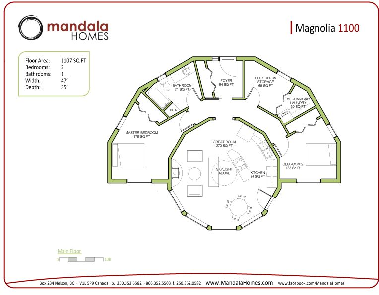 Circular homes designs home design - Circular house plans shapes from nature ...