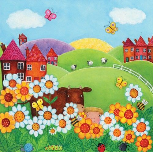 Louise Redshaw Illustration -