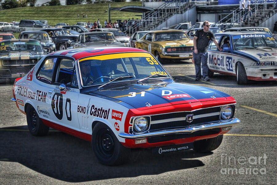 retired australian race car drivers