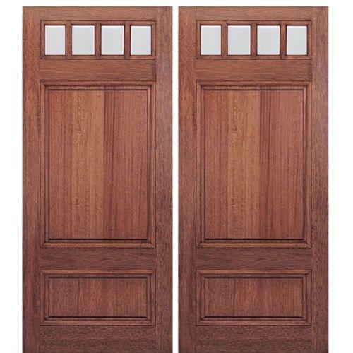 Htc600 2. Craftsman Style ExteriorEntry DoorsFront DoorsDouble ...