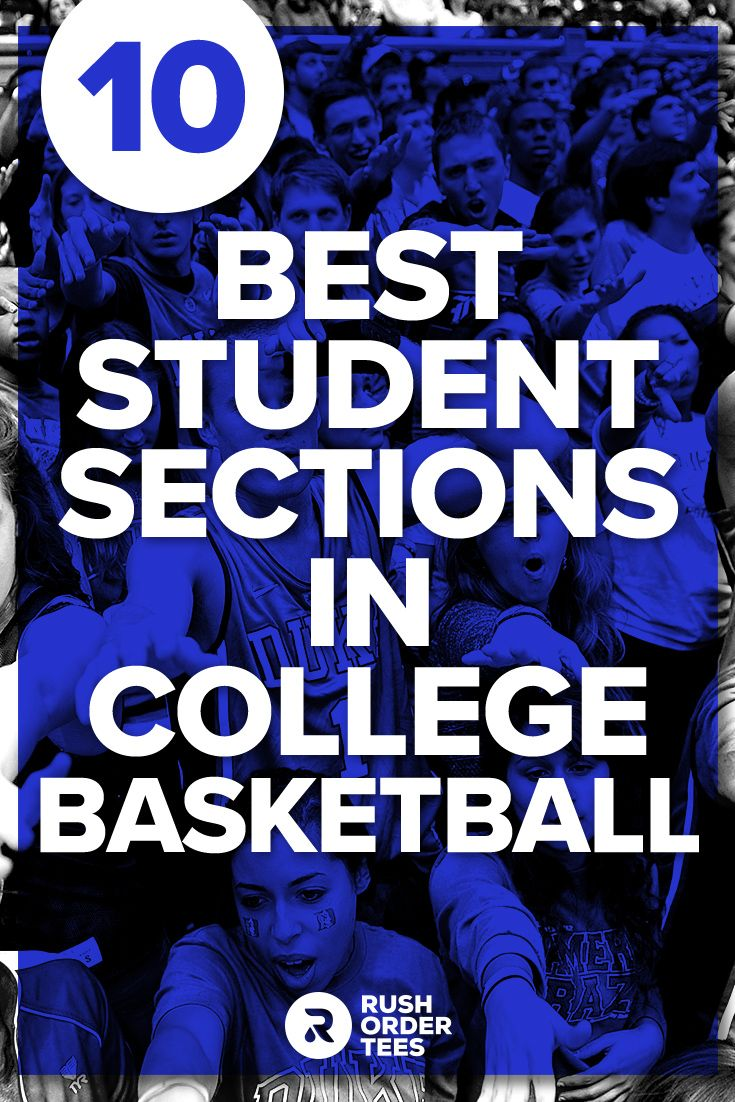 The 10 Best Student Sections in College Basketball in 2020 ...