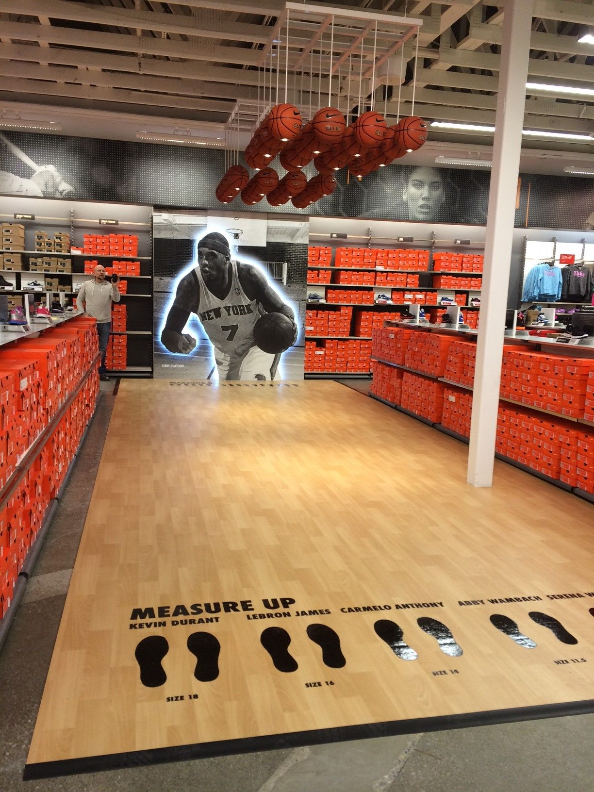 Nike Outlet Woodbury Ny Polyflor Forestfx Spartansurfaces Floorscore Recycledcontent
