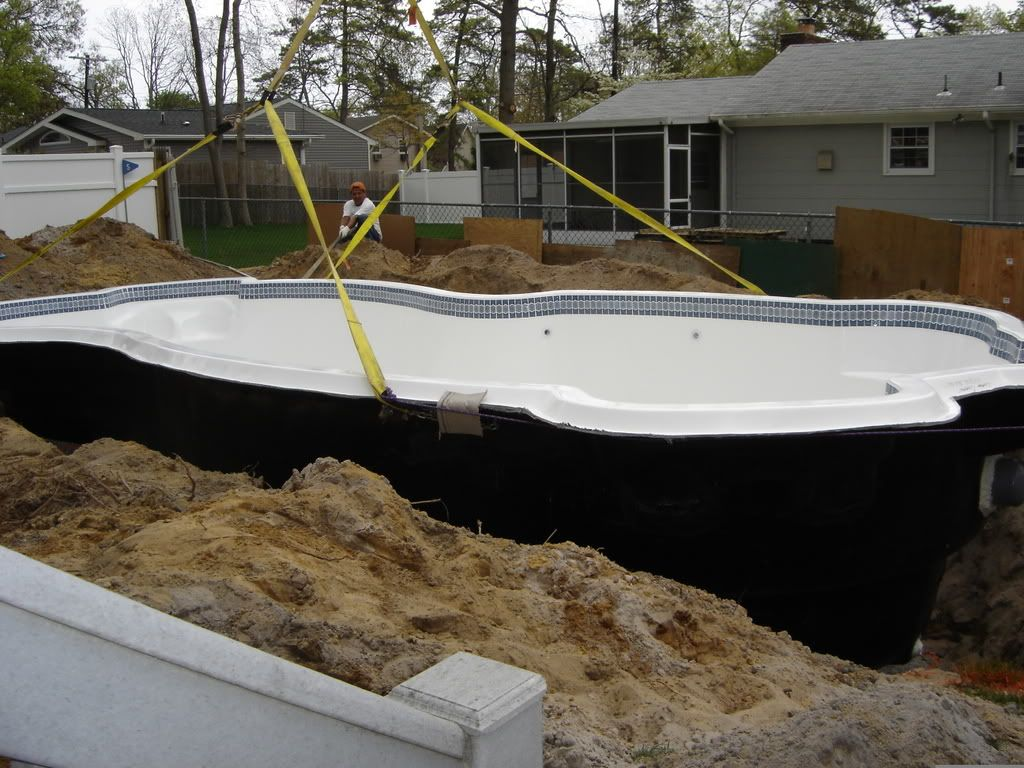 Exterior Stylish Inground Pool Fiberglass Pool Kits Fiberglass Swimming Pool Installati Inground Fiberglass Pools Fiberglass Swimming Pools Swimming Pool Kits