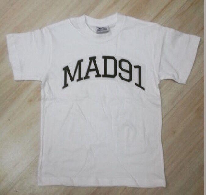 Camiseta mad91 2016