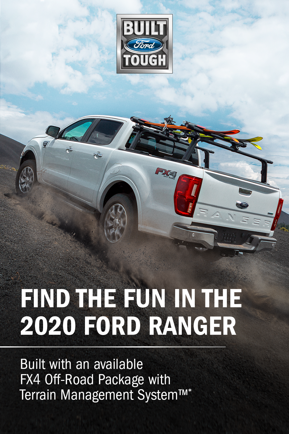 Lead The Way In The 2020 Ford Ranger Pickup Truck Towing Ford Ranger 2020 Ford Ranger