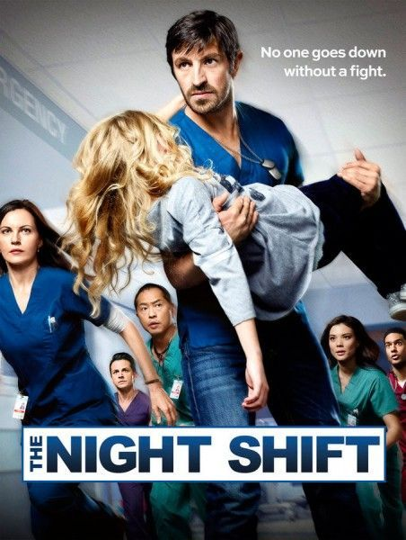 Image result for the night shift poster