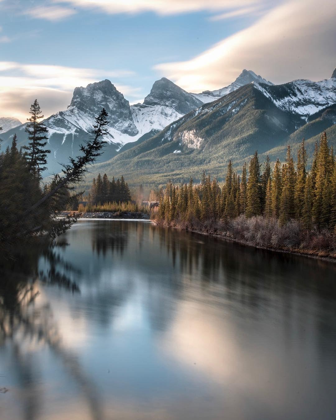 самые красивые горные пейзажи фото