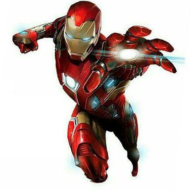 Iron Man-Civil War