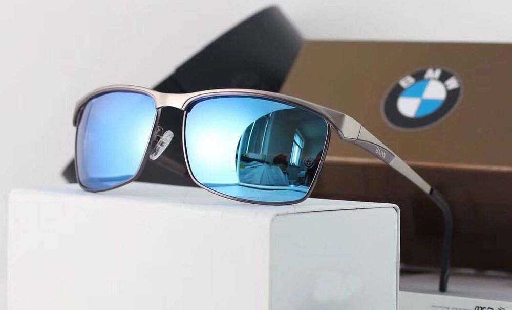 6b28690dad gafas sol hombre bmw design polarizada y protec 100% UV400 original box  blue gla
