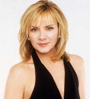 kim cattrall young