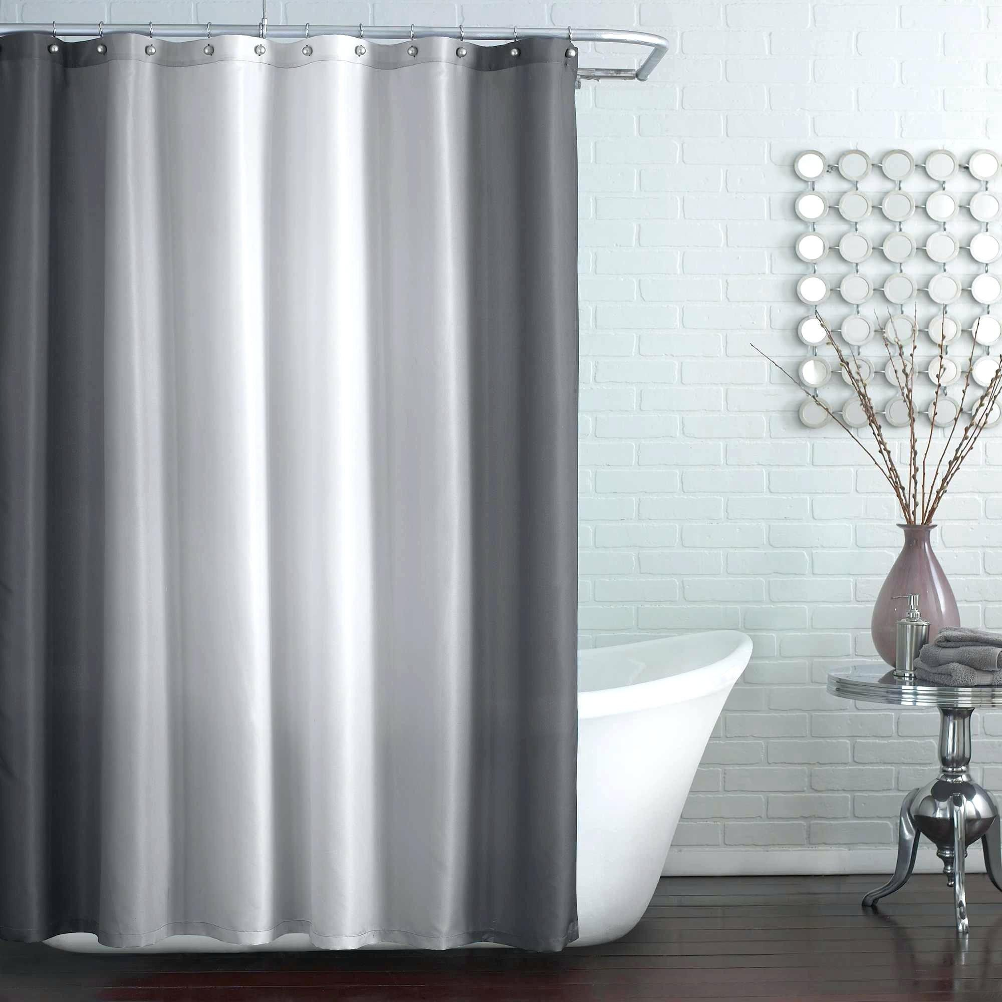 Awesome Extra Wide Shower Curtain Liner