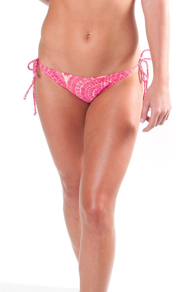 Sunburst String Bikini Bottom
