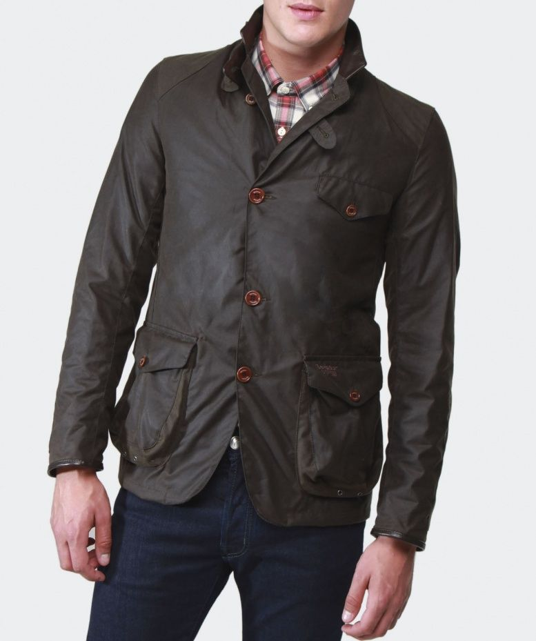 Men's Barbour Beacon Sports Jacket available at Jules B