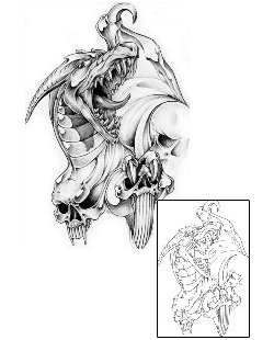 Dragon Tattoos REF-00017 Created by Rob Forest
