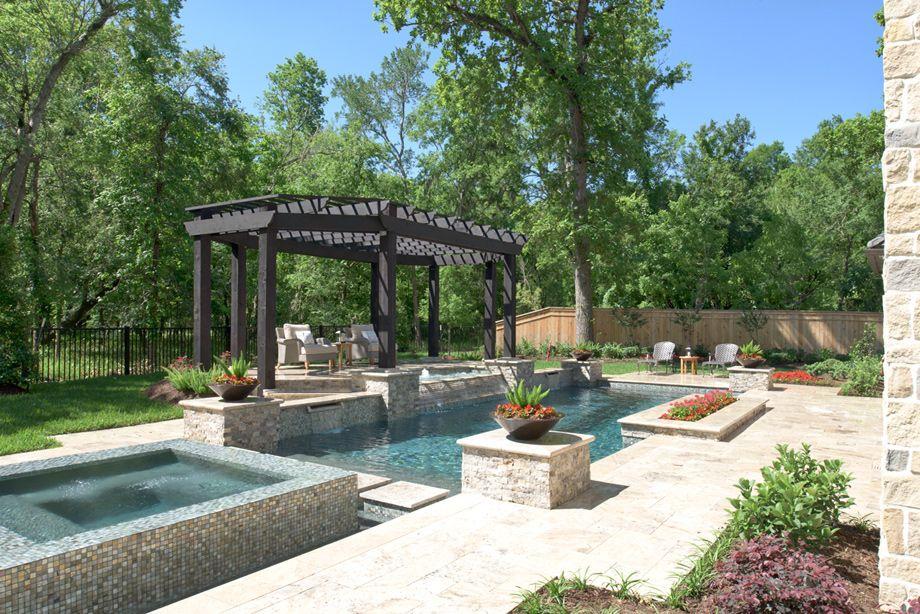 Home Design: Sandhaven Backyard And Pool