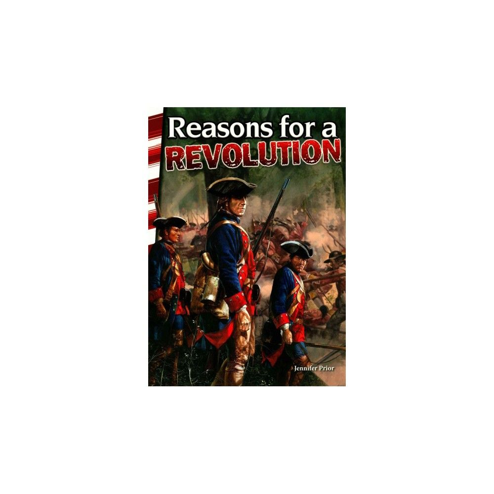Reasons for a Revolution (Paperback) (Ph.D. Jennifer Prior)