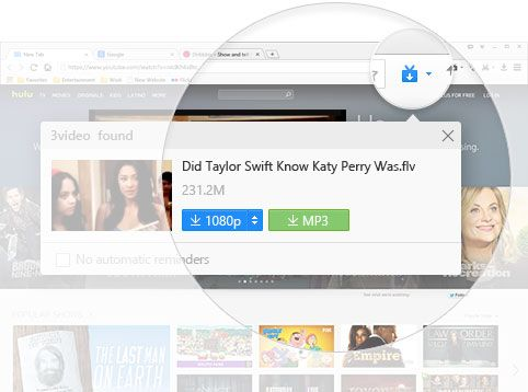 Baidu Browser makes Internet surfing easier | Places to