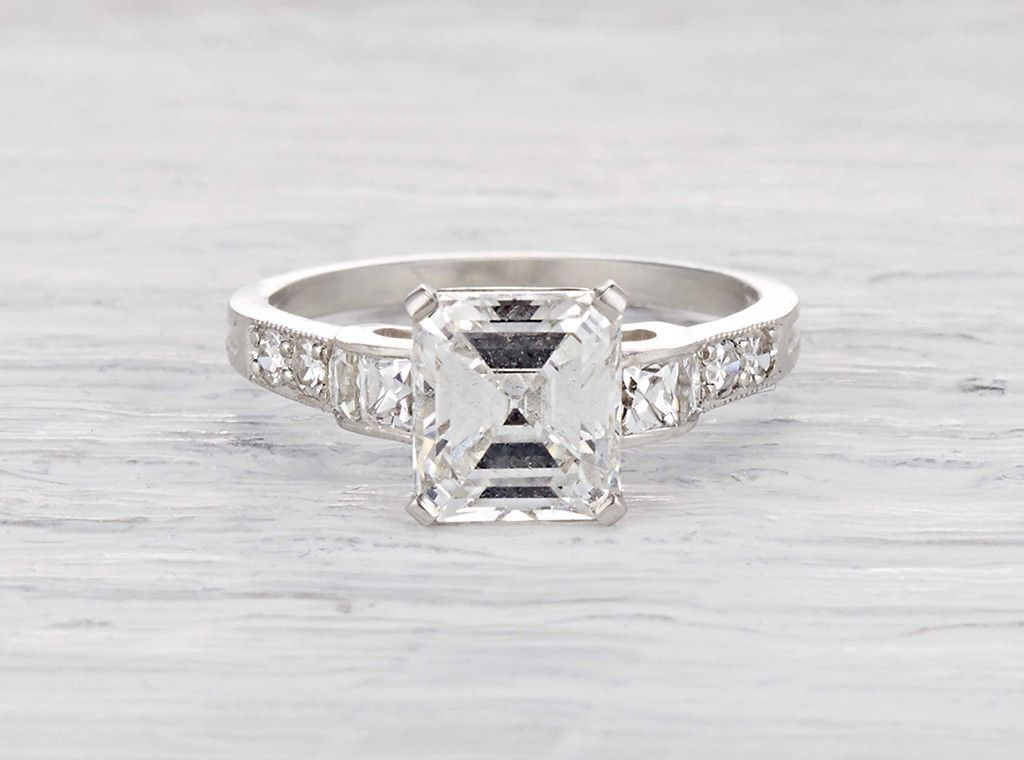 Tiffany Co Vintage Engagement Rings