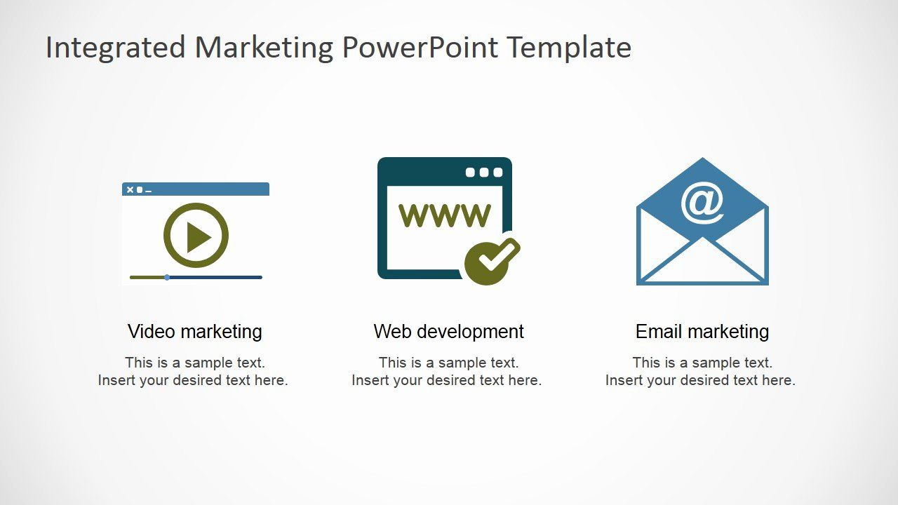 Integrated Marketing Communications Plan Template Unique