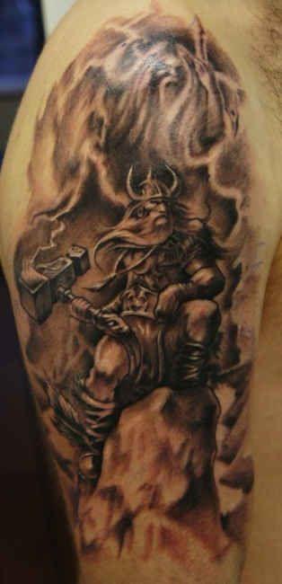 Pin De Manuel Cesareo En Tatuajes Nordicos Pinterest Tatuajes