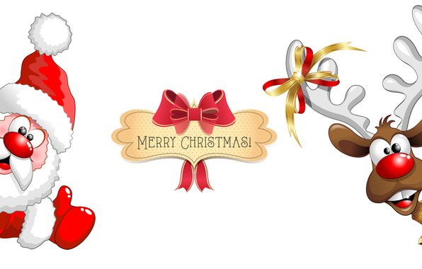New Year Wallpapers Santa Claus Funnypictures | www.picturesboss.com