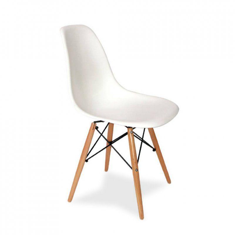 Eames DSW Stuhl In Weiß Amazing Design