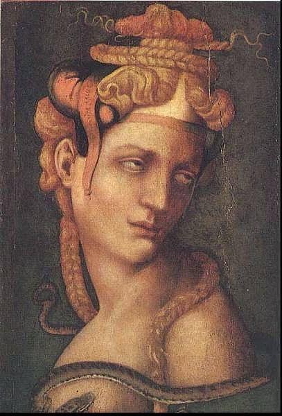 pintura en honor a Miguel Ángel   la muerte de cleopatra