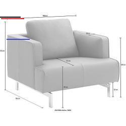 #decorecupidees - Der Sessel »hs.440« von hülsta sofa ...