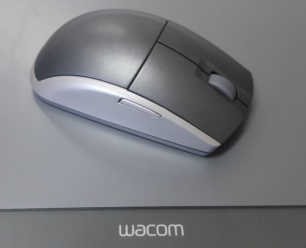 Wacom Mouse for Intuos3 Model ZC-100-02A