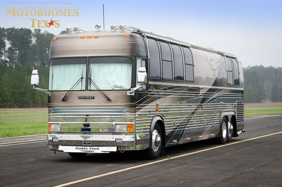1999 Country Coach Prevost 40 5 Of 37 Jpg 904 599 Luxury Bus Bus Rv Conversion Prevost