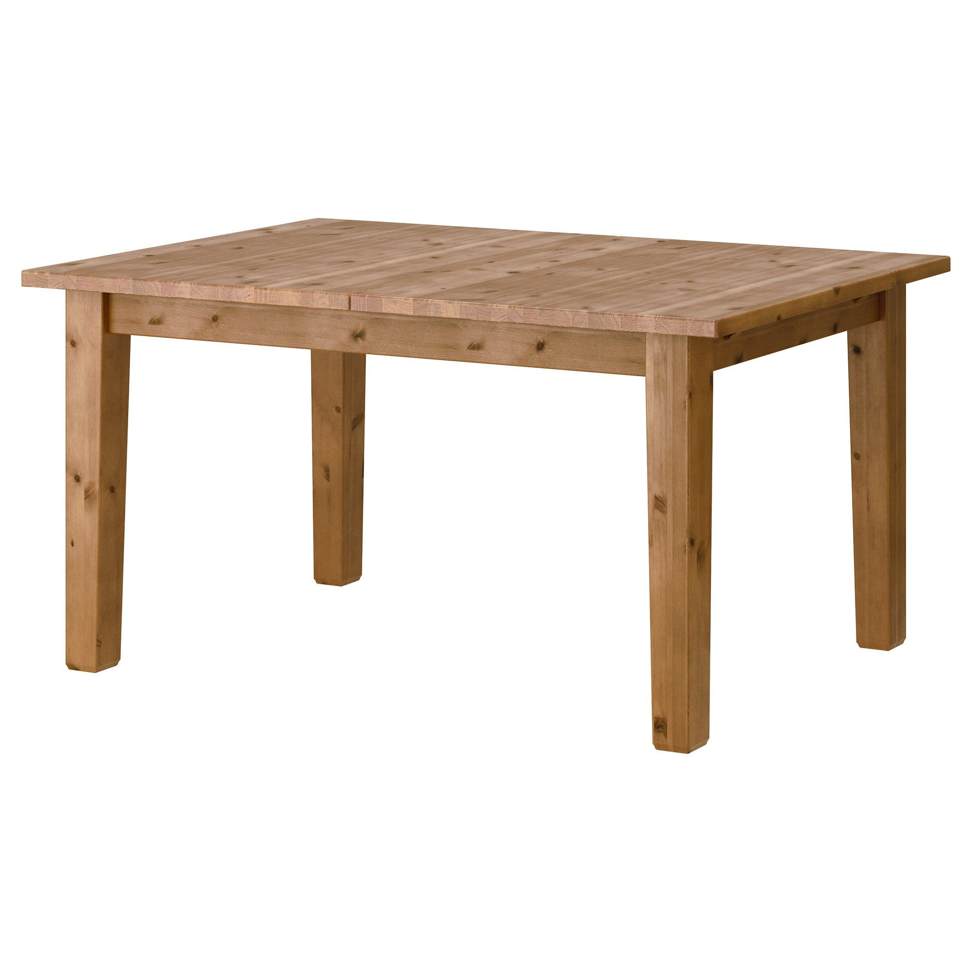 STORNÄS Extendable table, antique stain in 2018 | New Home ...