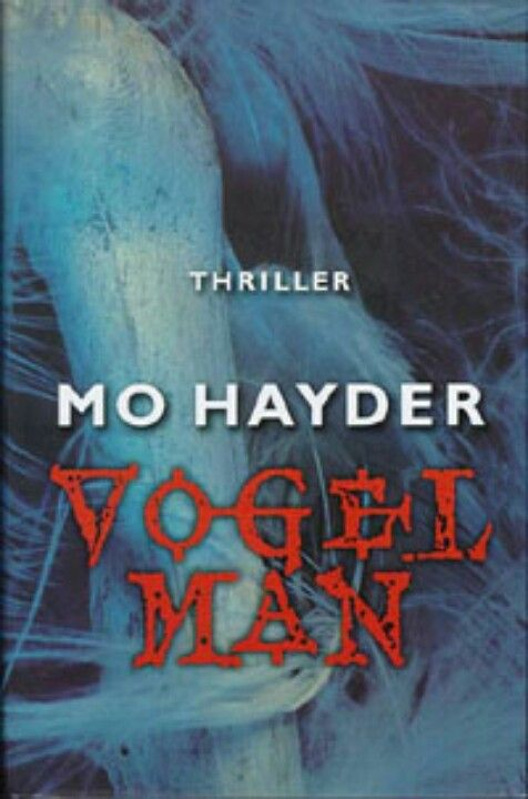 Book review | Vogelman by Mo Hayder | 2 stars