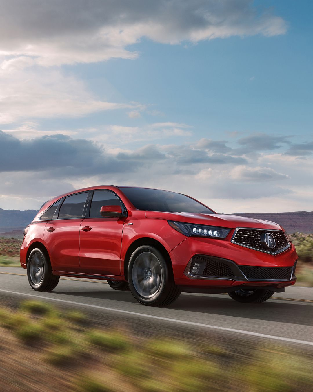 The 2019 Acura MDX @motortrend On Instagram