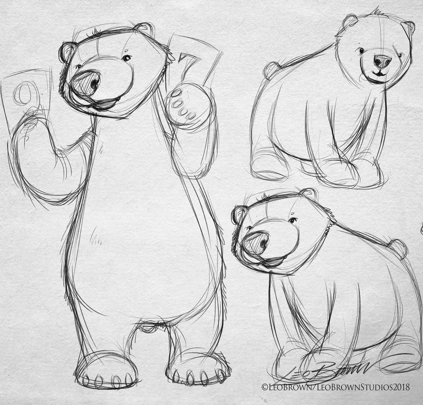 Polar bear. #polarbear #fantasy #best #modelsheet #conceptart ...