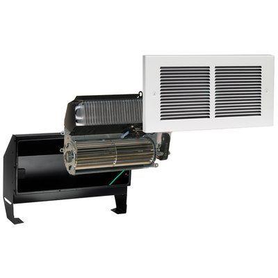 Cadet Register Series Electric Fan Wall Mounted Heater Wall Fans