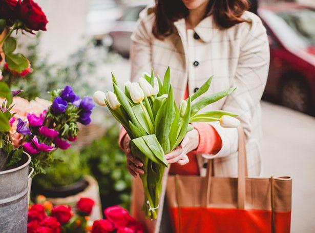 The Flower Shop by Carrie WishWishWish, via Flickr