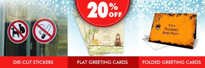 2 days left to save 20 on die cut stickers flat greeting cards 2 days left to save on die cut stickers flat greeting cards folded greeting cards m4hsunfo