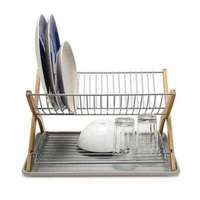 Umbra® Stack Dishrack in dish racks mats and drainers at Lakeland  sc 1 st  Pinterest & Umbra® Stack Dishrack in dish racks mats and drainers at Lakeland ...