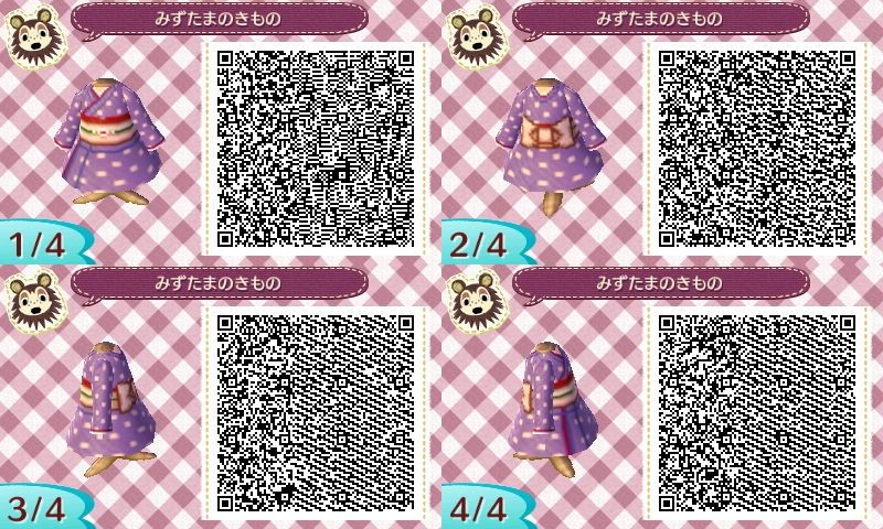 Polka Dot Kimono by mimitab