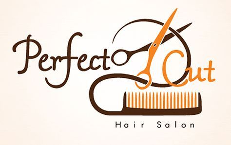 Ibrahim Men Hairdressing Hair Salon Logos Hair Logo Design Salon Logo Design