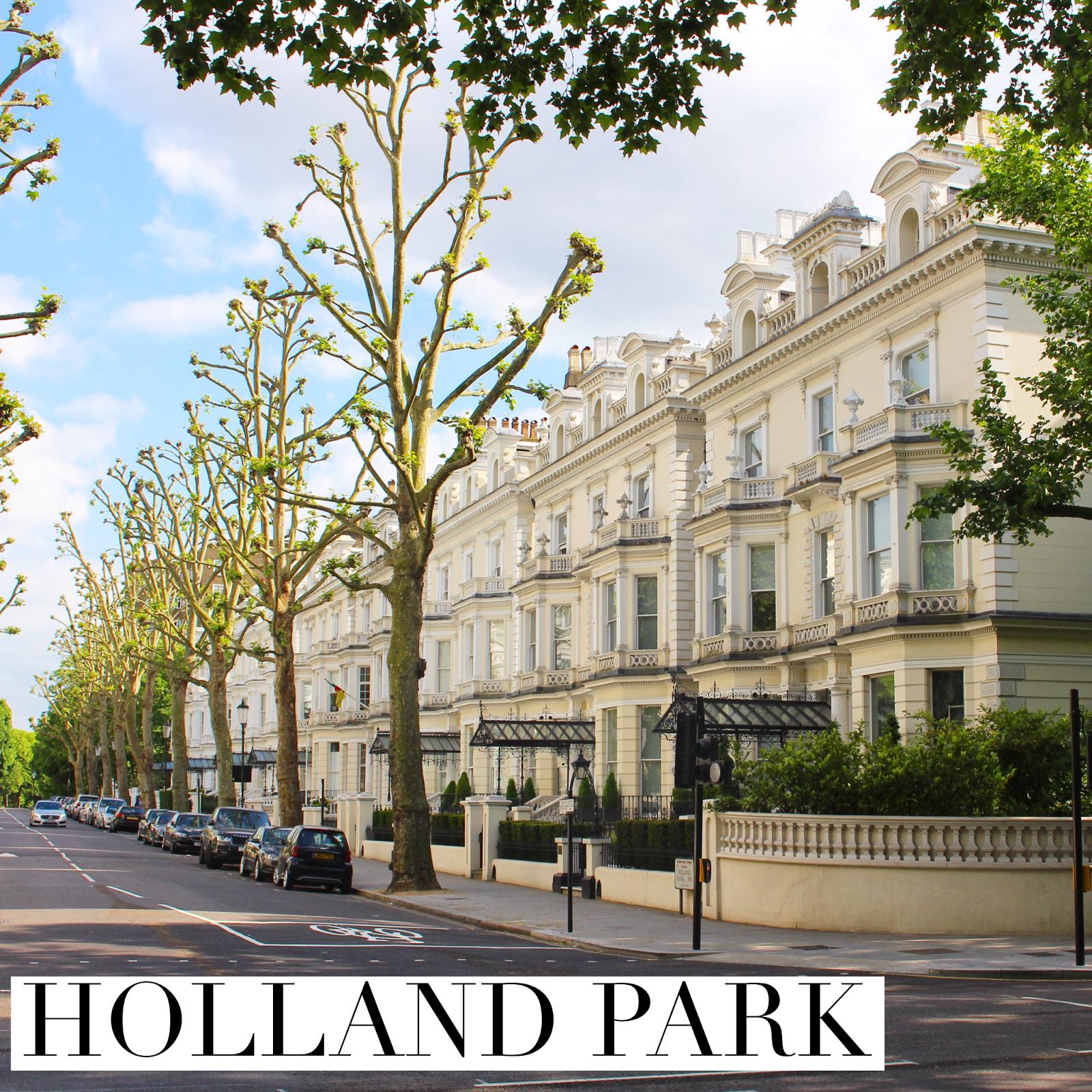 Travel.Food.Film: Holland Park : London