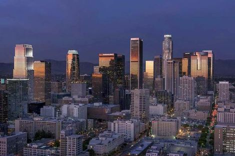 Los Angeles: leven met aardbeving in achterhoofd.