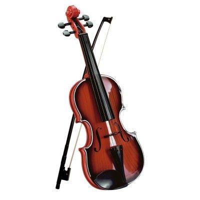 Precioso Violin Electronico de Plástico para niños.