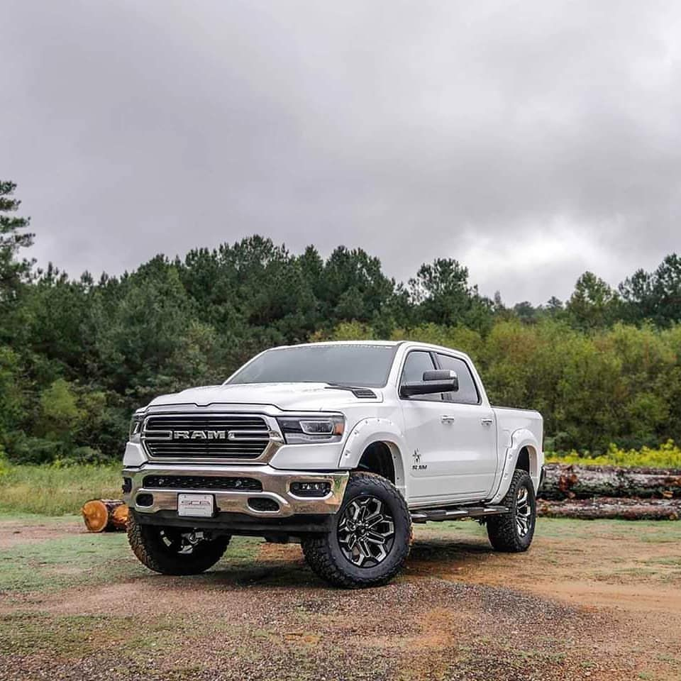 More Guts More Glory More Ram This Is The 2019 Sca Ram Black