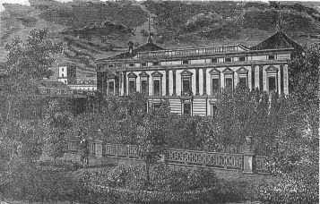 El Palacio Y El Jardín Del Marqués De Casa Riera Palacios Fotos Antiguas Madrid Fotos Antiguas