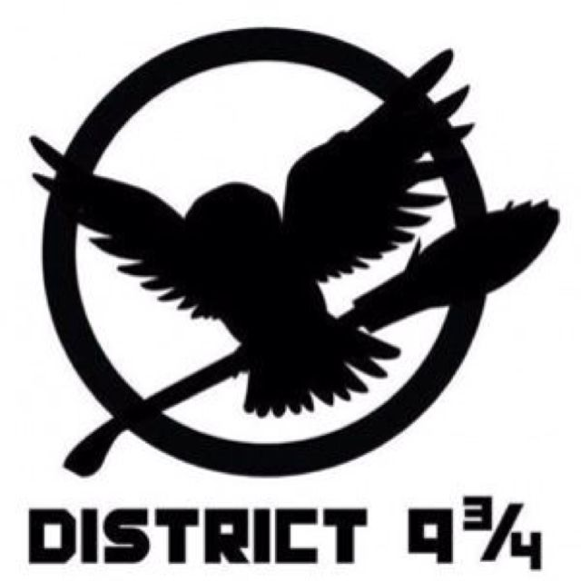 Harry Potter meets The Hunger Games <3