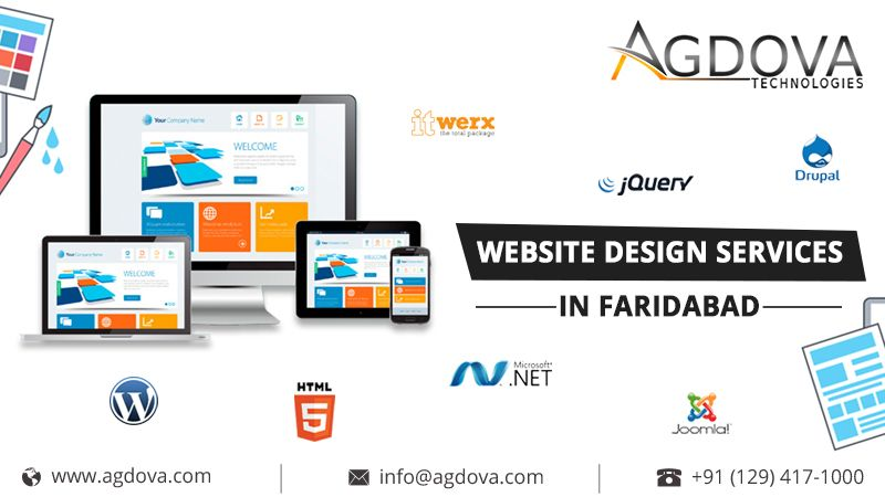 Best Website Design Services In Faridabad Digital Marketing Online Web Design Digital Marketing Agency
