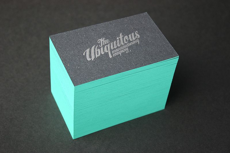 5 Eco Friendly Business Cards That You Will Love Freepik Blog Freepik Blog In 2020 Edge Painted Business Cards Letterpress Business Cards Printing Business Cards